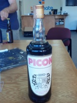 My bottle of Amer Picon