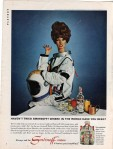 Smirnoff Drunkonaut Vintage Ad