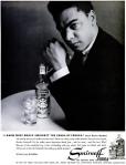 Earle Hyman Vintage Smirnoff Ad