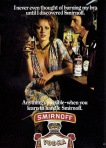 smirnoff bra burning vintage advert