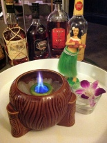 Volcano Bowl by Tartines to Tikis